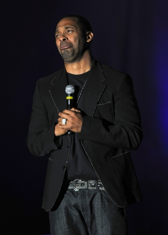 Mike Epps - January 2012